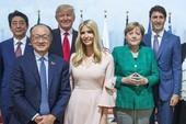 Ivanka Trump gây bão dư luận khi thế chỗ cha tại G20