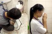 Công ty ở Trung Quốc phạt nhân viên uống nước toilet