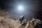 Thiên thạch khổng lồ lao đến gần Trái đất