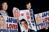 Phụ nữ Nhật Bản ấn tượng về ái nữ của Tổng thống Trump