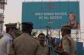 Dân Ấn Độ phát cuồng vì ái nữ Tổng thống Trump