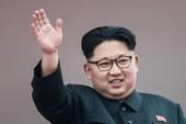 Ông Kim Jong-un có thể trở thành nhân vật của năm