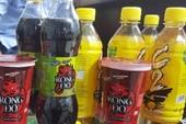 Lotte Mart rút mã hàng trà xanh C2 và Rồng Đỏ khỏi siêu thị