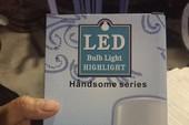 Bùng nổ các sản phẩm chiếu sáng LED