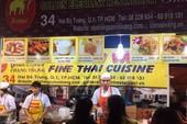 Ẩm thực Thái Lan làm mưa gió ngày cuối tuần