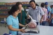 Thịt heo giá rẻ 35.000 đồng/kg tại TP.HCM 'cháy hàng'