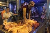 TP.HCM ban hành công văn khẩn quản lý thịt heo
