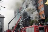 Khởi tố chủ quán karaoke bị cháy khiến 13 người chết