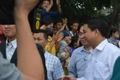 3 cam kết của Chủ tịch Chung với người dân Đồng Tâm