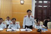 Thanh tra đất ở Khánh Hòa chưa có vì trưởng đoàn bệnh
