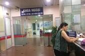 Lời khai của nhóm côn đồ truy sát trong bệnh viện