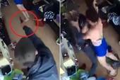 Đem súng giả đi cướp, bị nữ chủ nhà đánh chạy 'té khói'