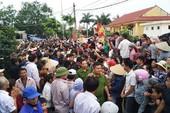 Công an Hà Nội khởi tố vụ bắt, giữ người ở Đồng Tâm