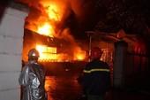 Điều tra vụ cháy cực lớn ở khu công nghiệp Nội Bài