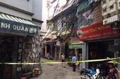Công an thông tin vụ cháy nhà, 2 mẹ con chết thảm