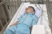 Bé trai 1 tuổi bị bạo hành dã man đã được xuất viện