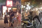 Khởi tố kẻ đánh người giữa phố vì 'bị nhìn đểu'
