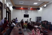 Nóng: Sơn La họp báo khẩn vụ hai phó giám đốc sở bị bắt
