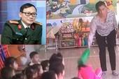 Trung tá công an đề xuất lắp camera chống bạo hành trẻ