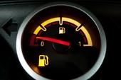 Đèn báo nhiên liệu sáng: còn đi được bao nhiêu km?
