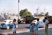 Hình ảnh xe taxi ở Sài Gòn trước giải phóng