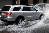 Khắc phục tình trạng xe trượt trên đường ướt