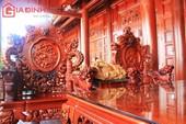 Nhà sàn gỗ lim trăm tỷ đồng của đại gia Điện Biên
