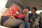 Xe buýt đâm xe tải ở Trung Quốc, 11 trẻ em thiệt mạng