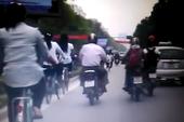 Văn hóa giao thông: Mạnh ai nấy chạy