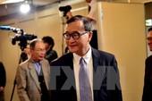 Liên Hiệp Quốc quan ngại việc Campuchia ra lệnh bắt giữ Sam Rainsy