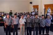 Xét xử vụ lừa đảo chiếm đoạn tài sản tại Công ty Thương mại Kiên Giang