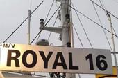 Thông tin về chiếc tàu Việt Nam bị cướp biển tấn công