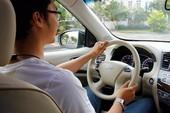 Cụt các đốt ngón tay thì có được cấp bằng lái xe?