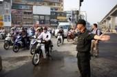 Cảnh sát cơ động được khám người, khám xe khi nào?