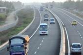 Mức phạt ô tô chạy quá tốc độ trên đường cao tốc