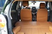 Lắp thêm ghế vào xe ô tô VAN 2 chỗ ngồi có bị phạt?