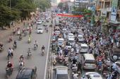 Các hành vi bị nghiêm cấm trong giao thông đường bộ