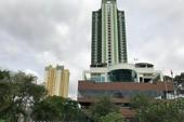 """""""Bí ẩn"""" tòa Thuận Kiều Plaza đang dần hé lộ"""
