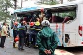 Chỉ đạo khẩn về tai nạn ở đèo Prenn làm 7 người tử vong