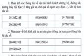 Công bố đường dây nóng phản ánh về tăng giá vé dịp lễ