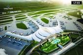 Sân bay Long Thành sẽ có hình hoa sen