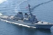 Phản ứng của VN về hoạt động của tàu khu trục Hoa Kỳ