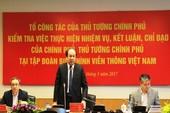 Thủ tướng lưu ý VNPT về an ninh mạng, tin nhắn rác…
