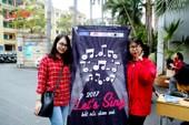 Trường Luật mở sân chơi âm nhạc, tổ chức du ca từ thiện