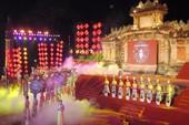 Huế lần đầu mở cửa không gian văn hóa hoàng cung về đêm