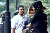 Thăm Đoàn Thị Hương 1 ngày trước phiên xử thứ 2