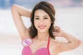 Hoa hậu Đỗ Mỹ Linh làm đại sứ Vẻ đẹp Vầng trăng khuyết