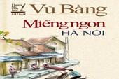 Đình chỉ 6 tháng nhà sách phát hành Miếng ngon Hà Nội