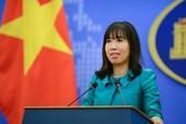 Việt Nam lên tiếng việc 2 thủy thủ bị khủng bố sát hại
