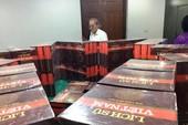 Ra mắt bộ sách lịch sử VN đồ sộ nhất, giá gần 5 triệu